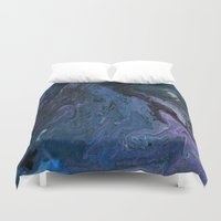 celestial Duvet Covers featuring Celestial by BevyArt