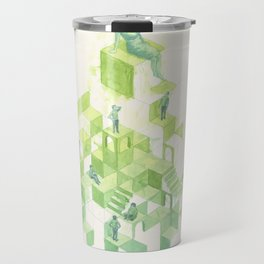 La domesticación Travel Mug