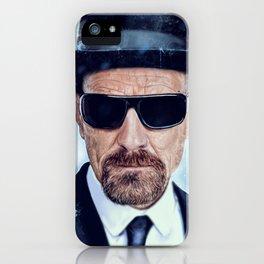 Breaking Bad - Heisenberg iPhone Case