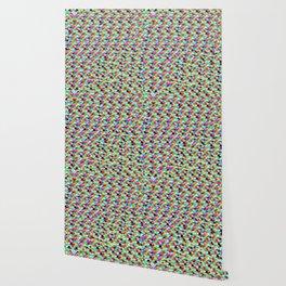 Rainbow Scallops Wallpaper