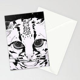 Leopardus Pardalis Stationery Cards