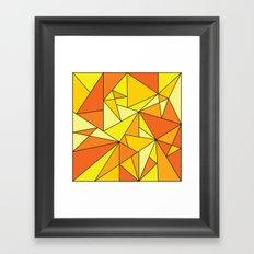 Yelloup Framed Art Print