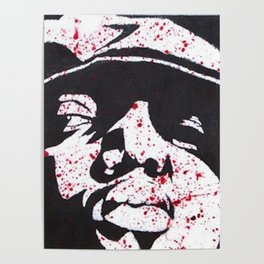 Notorious Big - Who Shot Ya? Poster