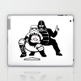 The Umpire Strikes Back Laptop & iPad Skin