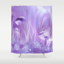 The Cradle of Light Shower Curtain