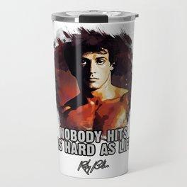 Rocky Balboa - Sylvester Stallone Travel Mug