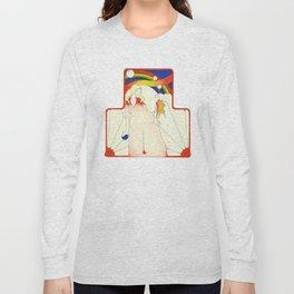 Deco Rainbow Long Sleeve T-shirt