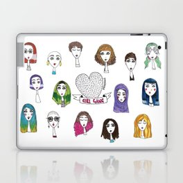 Girl Gang Laptop & iPad Skin