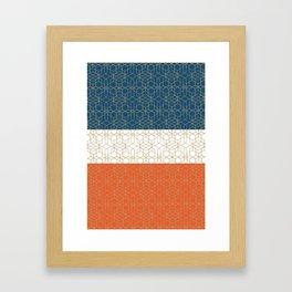 Repentagon Framed Art Print
