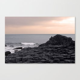 giants causeway Canvas Print