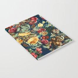 Pomegranate Garden Notebook