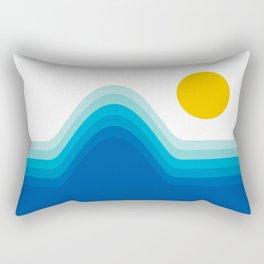 Ocean Horizon Rectangular Pillow