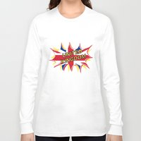 union jack Long Sleeve T-shirts featuring Union Jack by mailboxdisco