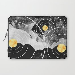 Stars of the galaxy Laptop Sleeve