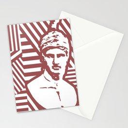 Gods Geometric - Ares Stationery Cards