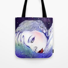 MOONLIGHT, don't forget me Tote Bag