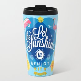 Let the Sunshine in No.2 Travel Mug