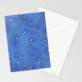 Among the Stars Stationery Cards