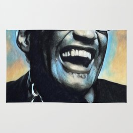 Ray Charles Rug