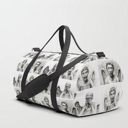 Weeping Angels Duffle Bag
