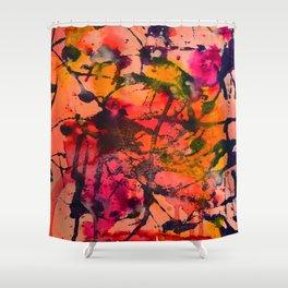 Summer Fling Shower Curtain