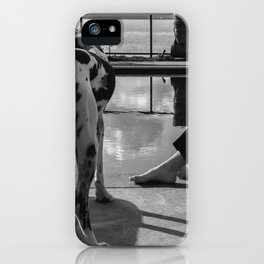 """Ruff"" Week iPhone Case"