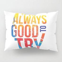 Try Pillow Sham
