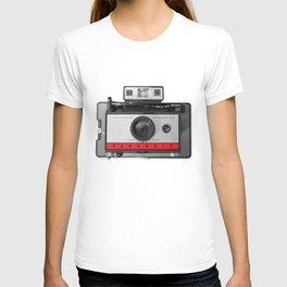 PARANOID LAND CAMERA T-shirt