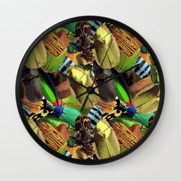 Beautiful phobia Wall Clock