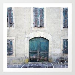 Doors of Perception 3 Art Print