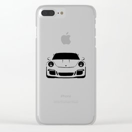 911 Clear iPhone Case