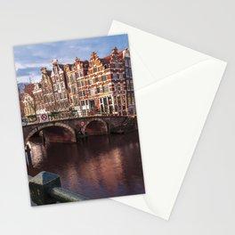 Papiermolensluis - Amsterdam, Netherlands - Bridge Stationery Cards