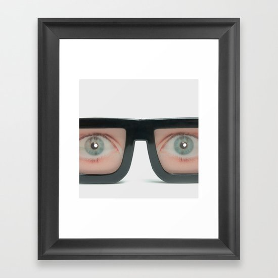 Awake Framed Art Print