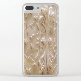Historic Memorial Hall Clear iPhone Case