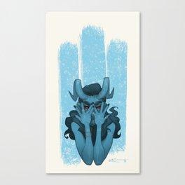 Jotun Loki Canvas Print