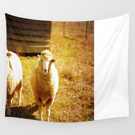 Sheepish Wall Tapestry