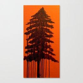 Retinal Burn #1  Canvas Print