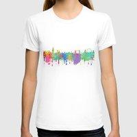 london T-shirts featuring London  by mark ashkenazi