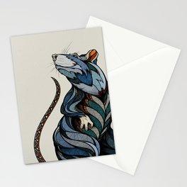 Berlin Rat Stationery Cards