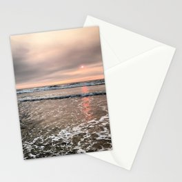 Pretty in Pink Reflection by Seasons Kaz Sparks Stationery Cards
