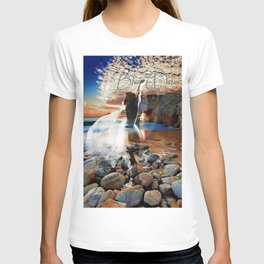 Stevie Nicks - Blue Water T-shirt