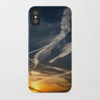 climbing iPhone & iPod Cases featuring climbing by danpaola