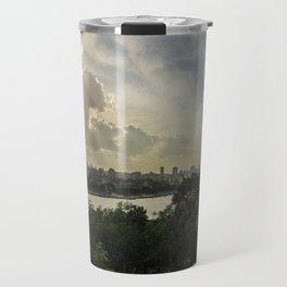 Cuban Sunsets Travel Mug