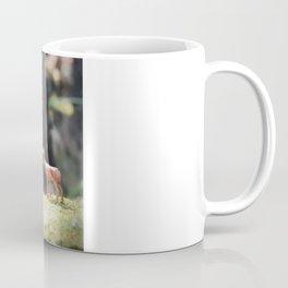 Temporary Happiness part 1 deer Coffee Mug