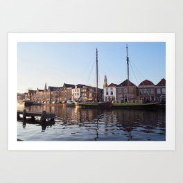 Haarlem, the Netherlands Art Print