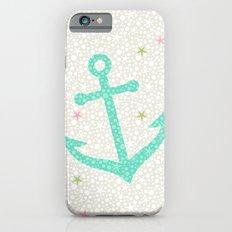 Starfish Anchors - Pearl iPhone 6 Slim Case