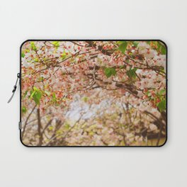 Cherry Blossom (sunny) Laptop Sleeve