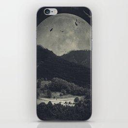 eerie landscapes 4 iPhone Skin