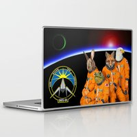starfox Laptop & iPad Skins featuring STARFOX - The Lylat Space Program by John Medbury (LAZY J Studios)