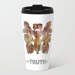 Believe Me: Trump Truth Test. Travel Mug